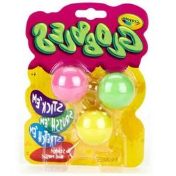 Crayola 3ct Globbles - Fidget Toy for Kids - Assorted Colors
