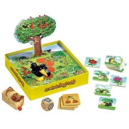 HABA Little Orchard - A Cooperative Memory Game for Ages 3 a