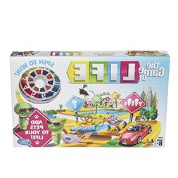 Hasbro The Game of Life Board Game- NEW