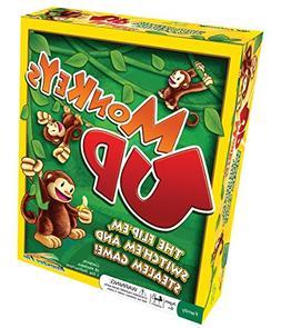 Monkeys Up Family Board Game – Kids Learn Strategy, Social
