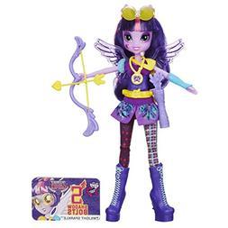 My Little Pony Equestria Girls Archery Cp Twilight Sparkle D