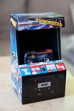 Hot Wheels Beach Bomb Atari Asteroids Video Game SDCC 2013 E