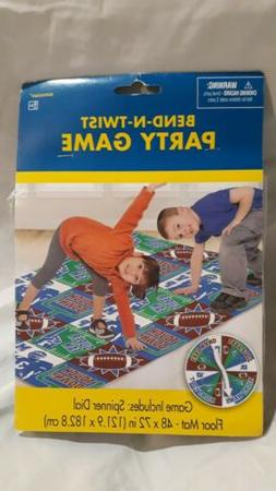Bend N Twist Party Game Kids Childrens Toy By Amscan New Oth