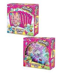 Shopkins Big Roll Bingo Kit Kids Board Game Preschool Toy Pa