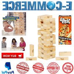 Jenga Classic Game Small Yard Big Large Wood Block Picnic Pa