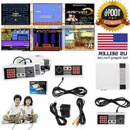 Classic Mini Game Vintage Console 620 TV Video Retro 2 Gamep