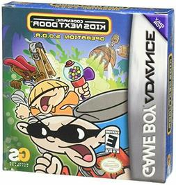 Codename: Kids Next Door - Operation S.O.D.A  SEALED