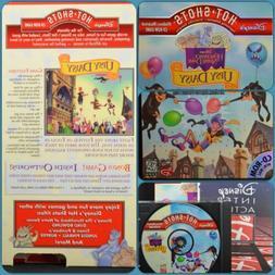 Disney Hot Shots: Upsy Daisy  Children Arcade Games