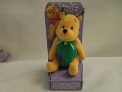 "Gund Disney Pooh Collection  ""Pooh Grasshopper Games"". 4"" Si"