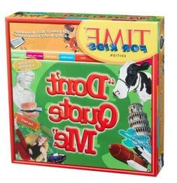"""Don't Quote Me"""" Board Game - TIME for Kids Edition"""