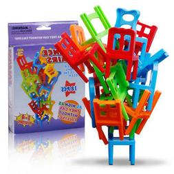 Family Board Game Children Educational Toy Balance Stacking