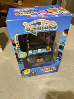 Arcade Classics - Galaga Retro Mini Arcade Game Black Handhe