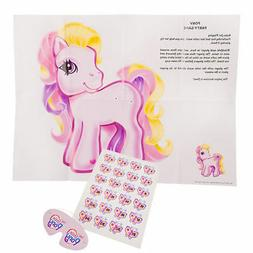 MY LITTLE PONY GAME FOR 24 CHILDREN - SEE PICTURES - ADD THE