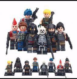 Game Themed Toys minifigures party favors 8pc/set lego men l