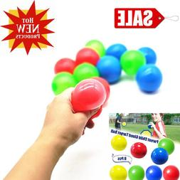Globbles Tiktok Ball Kids Ready 4 Colors 3 6 Toy Balls Squis