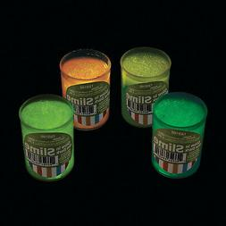 Glow-In-The-Dark Slime - Toys - 12 Pieces