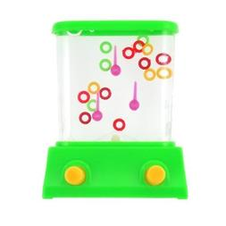 Handheld Classic Water Game Rings Waterful Ring Toss Kids Ch
