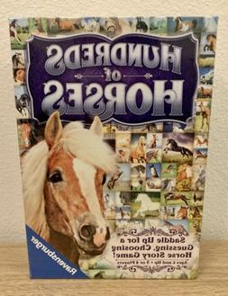 HUNDREDS of HORSES  Ravensburger  Children's Game - NEW  Sea