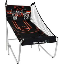 Indoor Basketball Arcade Game 2 Player Electronic LED Scorin