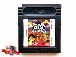 Kid Dracula Nintendo Game Boy - Custom Black Shell  - USA
