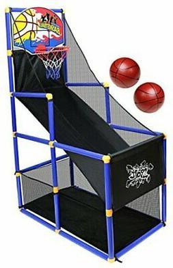 Kiddie Play Kids Basketball Hoop Arcade Game