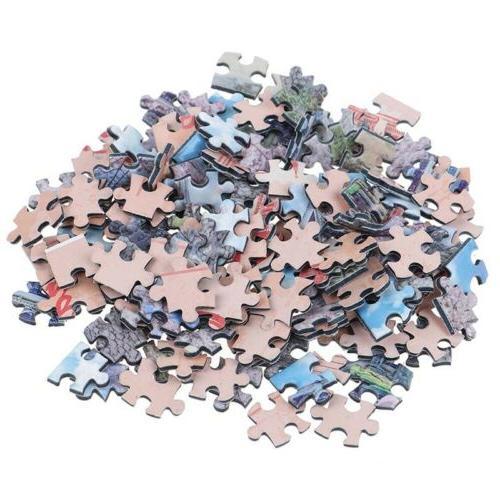 Puzzles Aurora Jigsaw Adult Assembling 1000Pieces