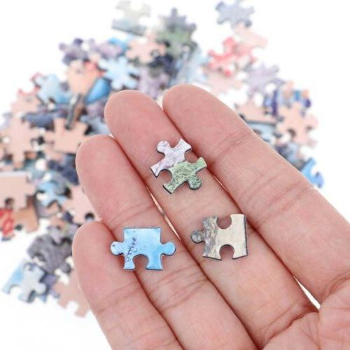 1000Pcs Puzzles Aurora Micro Jigsaw Adult Kid Game Toy US