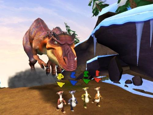 Ice Age: the Dinosaurs -