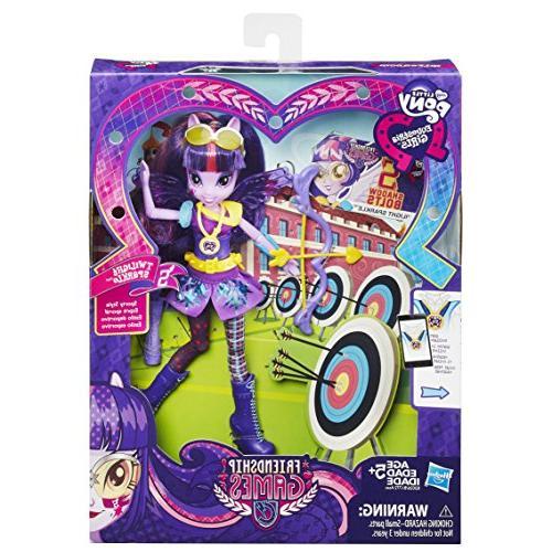 My Little Equestria Girls Archery Cp Sparkle Doll