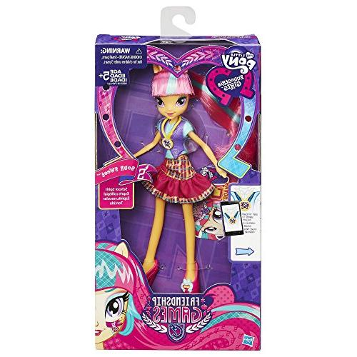 My Pony Girls Sour Sweet Games Doll