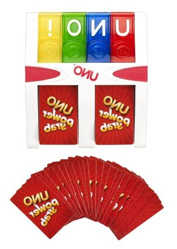 UNO Power Grab Game
