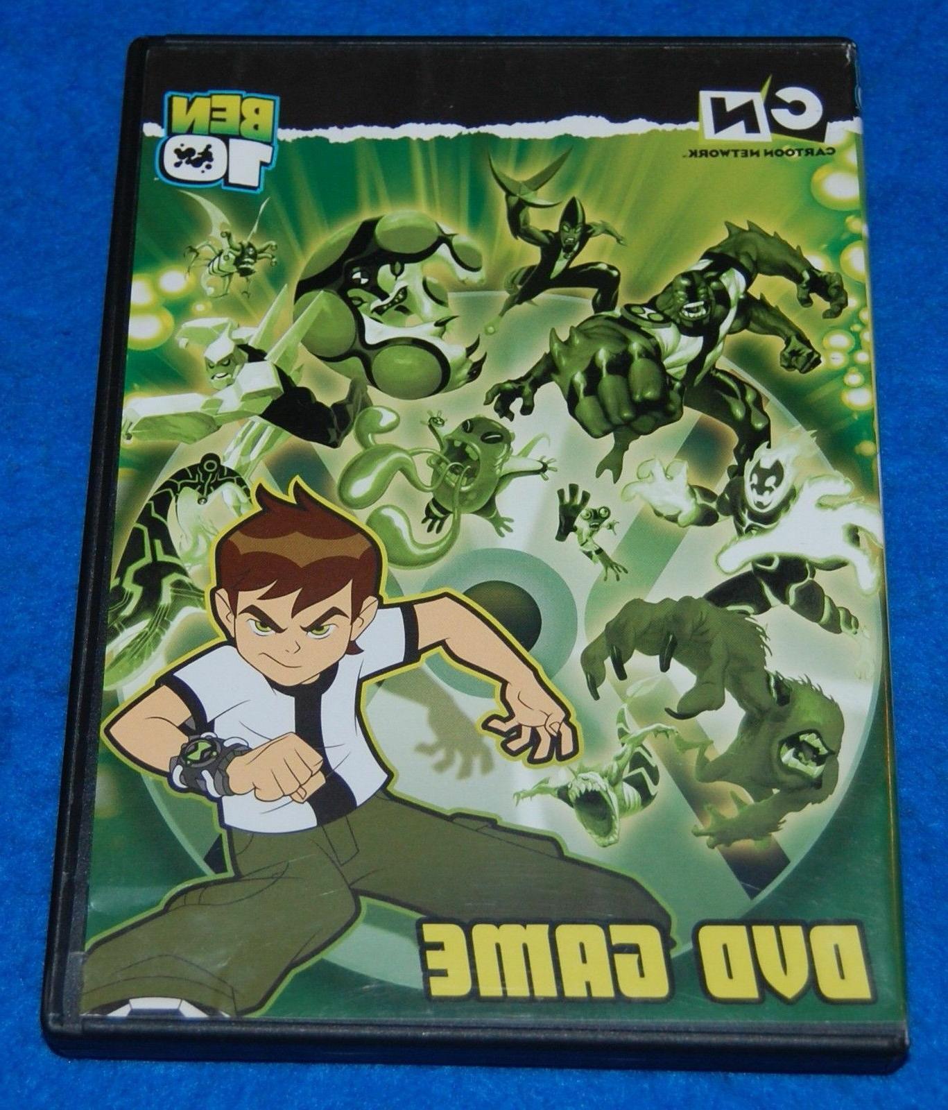 Ben Dvd Cartoon players Kids And Game