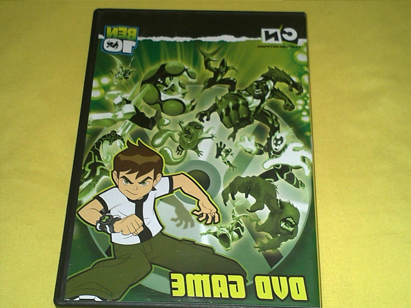 Ben Dvd Cartoon players Kids Game