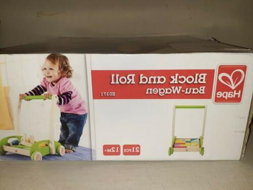 Hape Pre-School Young Wooden Toy