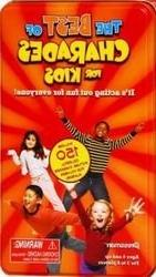 THE BEST OF CHARADES FOR KIDS It's acting out fun for everyo