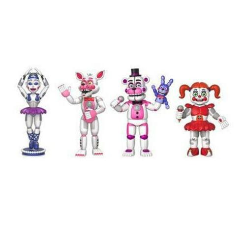 Five At Freddy's Sister 4 Game Kids Toy