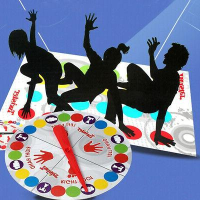 fun twister educational toy game pad