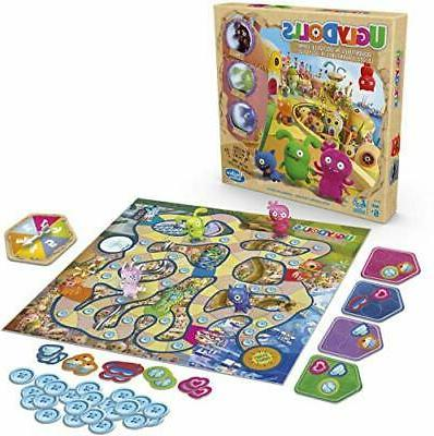 gaming ugly dolls in ugville board games