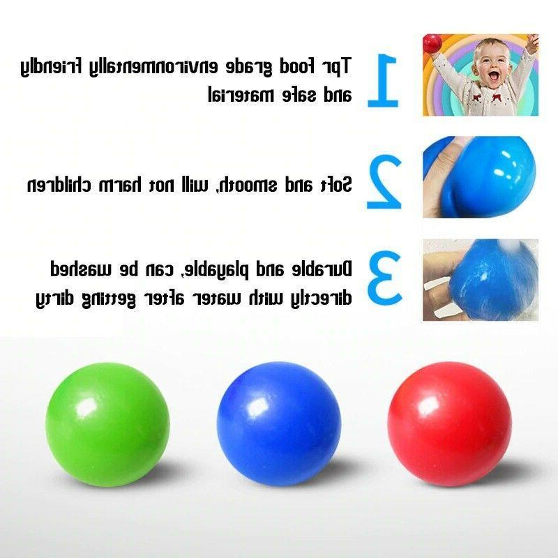 Globbles Tiktok Ball Ready Colors 3 6 Toy Balls Hand