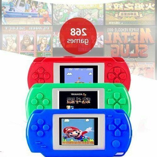 Handheld 268 Nintendo Games Built Adults