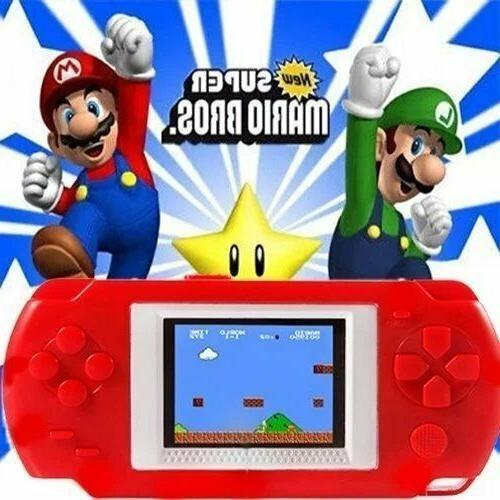 Handheld Game 268 Nintendo Games Built In