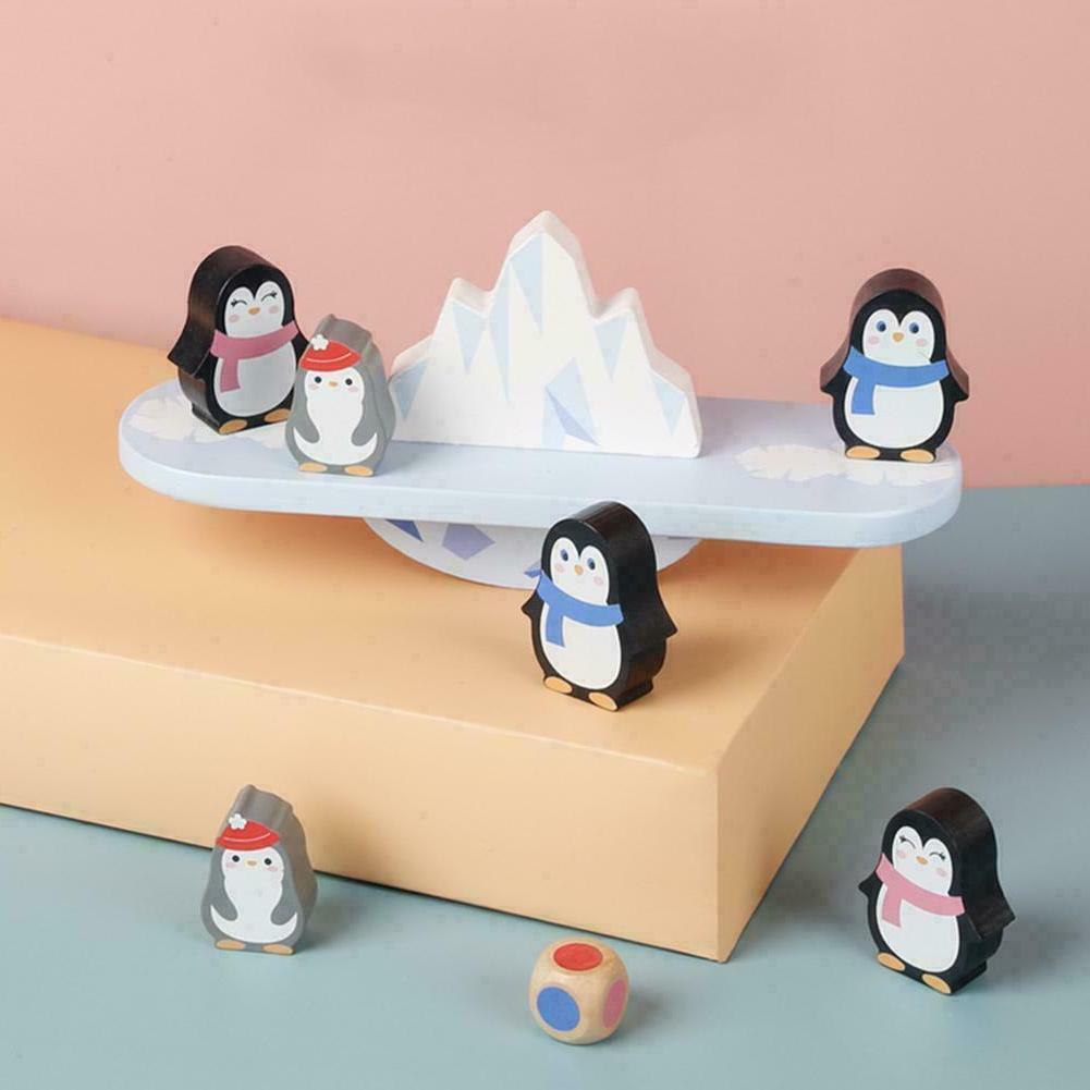 Kid 3D Balancing Game Montessori u