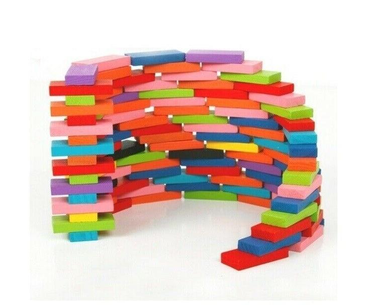 Kids Building Blocks Set Tiles Games Colors Toy