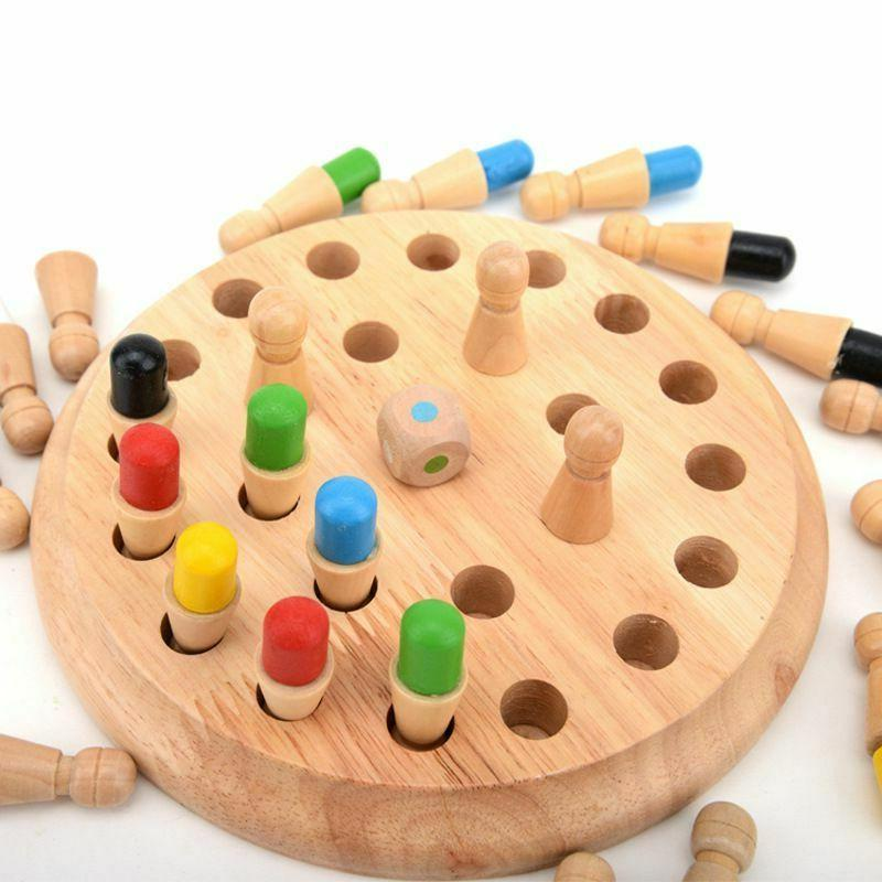 Kids Party Game Match Toy