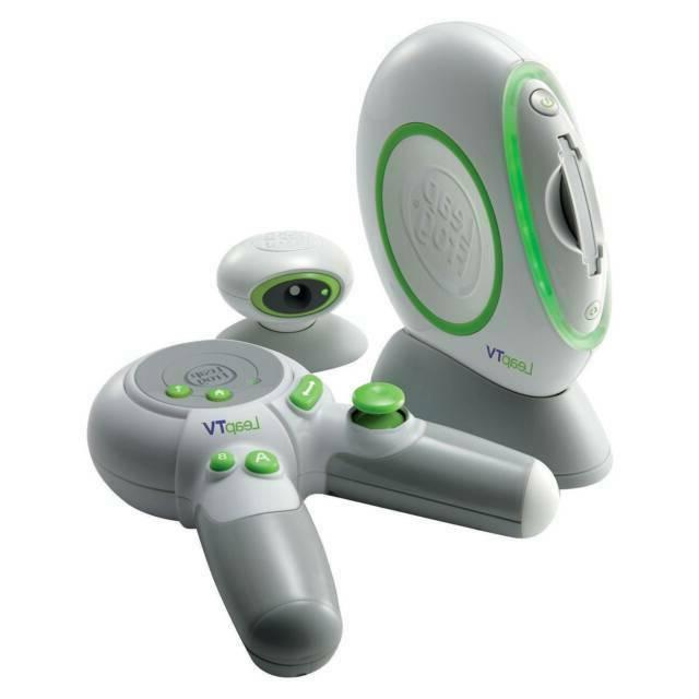 leaptv educational video gaming system