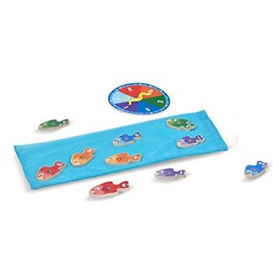 Melissa & & Count Fishing Game
