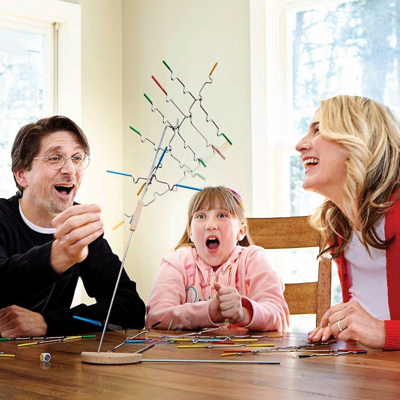 Melissa & Suspend Family Game Developes Fun Balance All