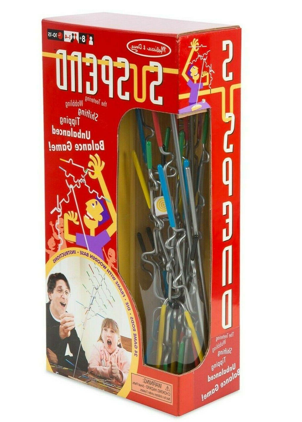 melissa and doug suspend family game developes