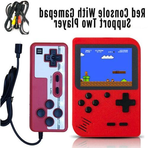 Mini Handheld Console Xmas Classic Player