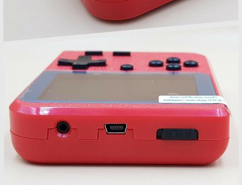 Mini Handheld Console System for Kids Xmas Classic Video Player